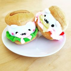 We're celebrating #nationalsandwichday with Baguette Petit Lapin!! Who's excited to get them!? Stay tuned for shipping updates!  #plushie #plush #dokidoki #dokidokicrate #kawaii #cute #fluffy #japanese #exclusive #cuddly