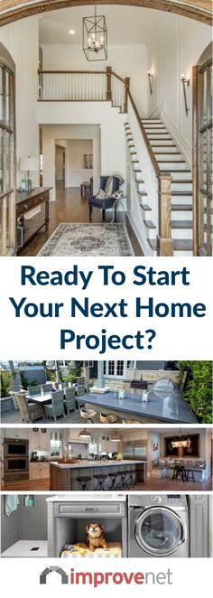 Is your home ready for an upgrade? Get started today!