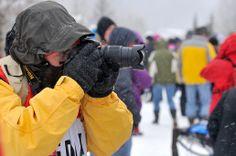 Corso di fotografia sportiva e Outdoor: La Grande Odyssee la gara più dura al mondo di Sleddog