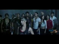 Any Body Can Dance -Bezubaan (ABCD) Full Video Song - Saurabh bothra this was a beautiful dance with rain