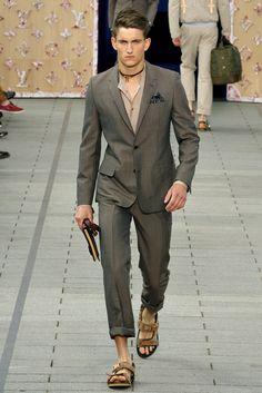 Louis Vuitton | Spring 2012 Menswear Collection | Style.com
