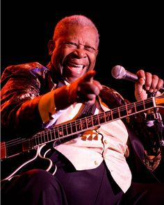 B.B. King @ Snoqualmie Casino, east of Seattle, 11-11-09 | Flickr - Photo Sharing!