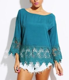 Tops - Long & 3/4 Sleeve - Lime Lush Boutique