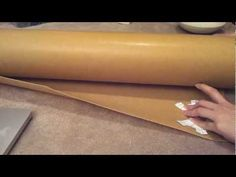 Using Worbla: Test Run and Tutorial for Caitlyn's Belt from League of Legends