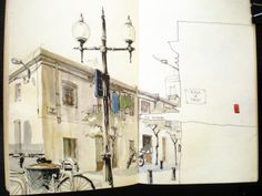 Urban Sketchers: Inma Serrano