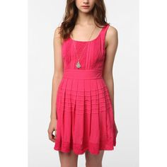 Oh hey perfect, pretty pink dress.