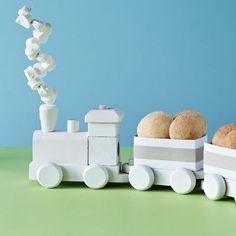 Jam Doughnut Marshmallows