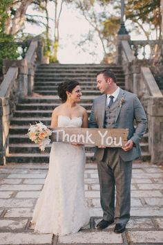 Thank you sign  Photography by Jake and Necia Photography / jakeandnecia.com, Event Design and Planning by Sweet and Crafty sweetandcrafty.com/