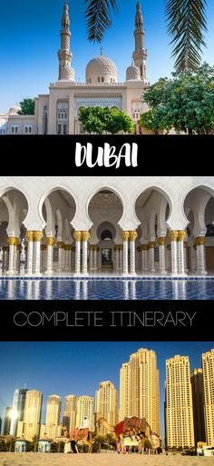This is a comprehensive 7-day Dubai itinerary, including 4 days in Dubai, 2 days in Abu Dhabi and 1 day in the cultural capital of Sharjah. Most guides will show you the most glamorous places in the UAE but this article only shows the real and authentic places more related to the Arab and Emirati culture #dubaitravel #dubaithingstodo #dubaitipps #dubaitraveltips #dubaitravelbucketlists #dubaitravelabudhabi #uaetravel #unitedarabemiratesdubai #dubaiitinerary #dubaiitinerarytips