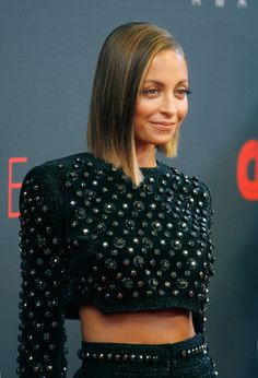 Nicole Richie hosts the 2013 Style Awards in Antonio Berardi