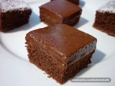 Nejjednodušší čokoládové kostky | NejRecept.cz