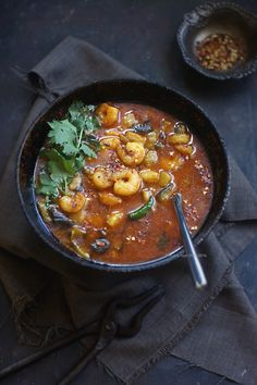 Bhapa Shorshe Chingri: Steamed Prawns in Mustard, Poppy Seed Sauce ...