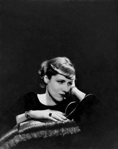 Writer and playwright, Clare Boothe Brokaw, 1934 by Cecil Beaton