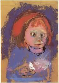 Joan Eardley - Google zoeken Modern Art Paintings, Paintings I Love, Portrait Paintings, Baby Painting, Glasgow School Of Art, Popular Artists, Interesting Faces, Figurative Art, In This World