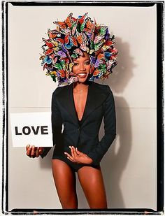 All You Need is Love: Naomi Campbell - Love