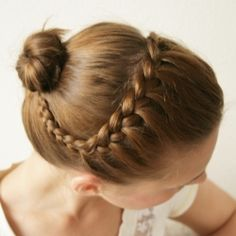 My favorite braided hairdo this summer. Find out how to recreate this look!