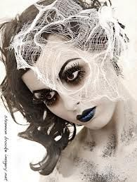 # Makeup 2018 Scary Corpse Bride Makeup Looks & Ideas for Halloween 2018 # … - Diy Makeup Halloween 2018, Halloween Chic, Ghost Halloween Costume, Ghost Costumes, 31 Days Of Halloween, Halloween Makeup Looks, Holidays Halloween, Halloween Zombie, Halloween Bride