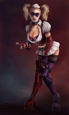 Harley Quinn #HarleyQuinn