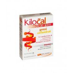 POOL PHARMA Srl Kilocal Medical-Slim Grassi Carboidrati 30 compresse