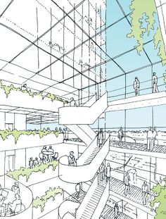 Winner of Parramatta Square Design Competition Announced