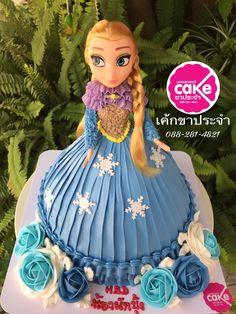 Doll Cake by cakekapajum Nakhonsawan Thailand