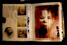 From stamen books. Journal Diary, Journal Pages, Journals, Sketchbook Ideas, Altered Books, Moleskine, Sketchbooks, Love Art, Ephemera