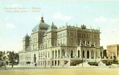 """Below are buildings that used to stand in Melbourne Australia. They were demolished to make way for more """"modern"""" buildings. Athens History, Greek History, Athens Hotel, Athens Greece, Greece Pictures, Walled City, Grand Homes, Manga, World Heritage Sites"""