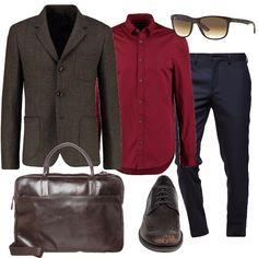 Passione intensa  outfit uomo Business Elegance per tutti i giorni e  ufficio  6d309e51242