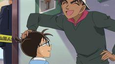 :P Heiji Hattori, Amuro Tooru, Gosho Aoyama, Kaito Kid, Detective Conan Wallpapers, My Childhood Friend, Detektif Conan, Kudo Shinichi, Fandom Memes