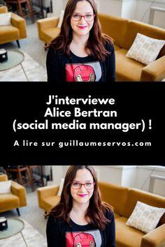 Interview, Street Art, Alice, Management, Social Media, Marketing, Social Networks, Social Media Tips