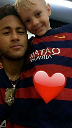 Neymar via Snapchat (23.05.16)