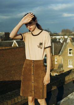 Adrienne Juliger by Matteo Montanari for Twin Magazine SS15