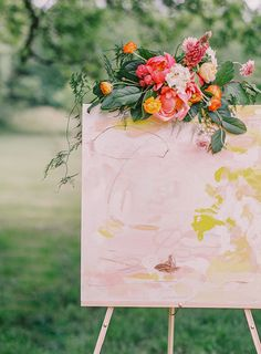 Photography : Whitney Heard Photography   Design : Cynthia Martyn Fine Events   Floral Design : Living Fresh Flower Studio and School Read More on SMP: http://www.stylemepretty.com/2017/02/02/this-inspiration-will-have-you-counting-down-the-days-to-spring/