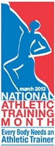 Athletic Training Month (cool article!)