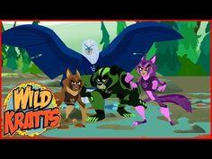 Wild Kratts S5 - Alaska : Hero's Journey (Part 2) | Wild Kratts 2017 Full Episode 4 - YouTube