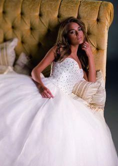 Justin Alexander <3 wedding dress