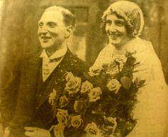Unknown Wedding 1930