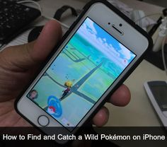 Pokémon go tricks for iPhone users – let's learn how to find and catch Wild Pokémon on iPhone. Simple steps to search a Wild Pokémon nearby location in city
