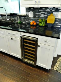 Wine Cooler -Cary http://www.thekitchensofsk.com/cary.html