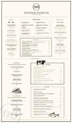 The Secrets To Restaurant Menu Design Menu Restaurant, Restaurant Identity, Restaurant Design, The Menu, Menu Resto, Speisenkarten Designs, Cafeteria Menu, Coffee Shop Menu, Menu Layout