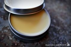 Palm Balm for Rock Climbers & Other Boo-Boos (Recipe)