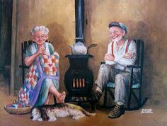 """DIY Diamond Painting """"Old Couples Late Life"""" Full Drill Diamond Embroidery Painting Kits Living Room Bedroom Wall Decor Painting Vieux Couples, Old Couples, Diamond Drawing, 5d Diamond Painting, Diamond Art, Growing Old Together, Cross Paintings, Illustrations, Grandparents"""