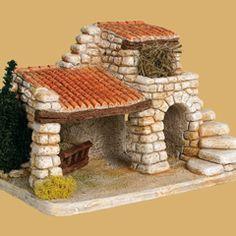 Christmas Nativity Scene, Christmas Villages, Christmas Crafts, Christmas Decorations, Decorative Tile, Decorative Boxes, Nativity Stable, Home Crafts, Diy Crafts