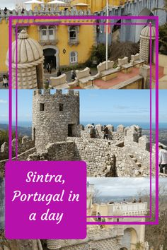 one day in Sintra, Portugal