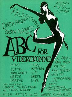 Særsamlinger: Teaterprogrammer fra A.B.C. Teatret - billeder