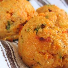 Shrimp and Jalapeno Sweet Potato Biscuits recipe in link paleomg.com ...