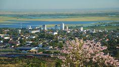 Corumbá, Mato Grosso do Sul (view from Morro São Felipe)