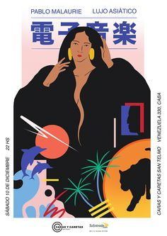 Argentina-based Daiana Ruiz uses colour and shape to depict strong female characters Graphic Design Illustration, Digital Illustration, Magazine Illustration, Strong Female Characters, Grafik Design, Graphic Design Inspiration, Illustrations Posters, Fashion Illustrations, Art Inspo
