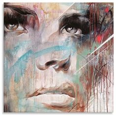 Image of Where There's A Will There's A Way OG on Canvas - Danny O'Connor