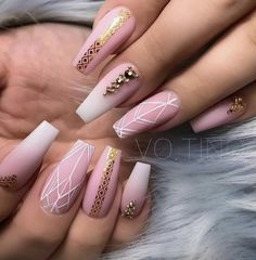 This series deals with many common and very painful conditions, which can spoil the appearance of your nails. SPLIT NAILS What is it about ? Nails are composed of several… Continue Reading → Gorgeous Nails, Pretty Nails, Nagellack Design, Crazy Nails, Crazy Summer Nails, Crazy Nail Art, Classic Nails, Coffin Shape Nails, Fire Nails